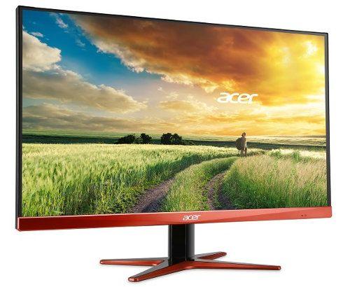Acer anuncia sus nuevas portátiles y monitores