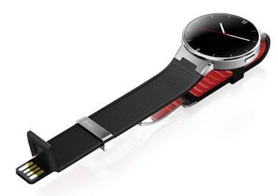 Alcatel presenta el OneTouch Watch