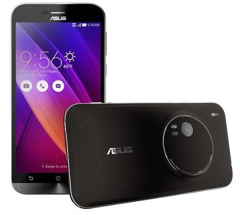 Asus anuncia los nuevos ZenFone 2 y ZenFone Zoom
