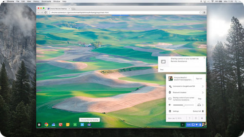 Chrome Remote Desktop llegará a las Chromebooks
