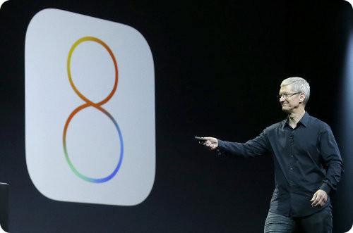 Demandan a Apple por hacer la actualización de iOS 8 demasiado grande