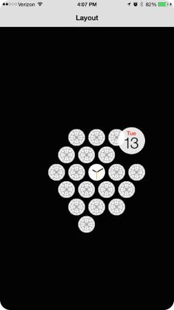Detalles de la aplicación acompañante del Apple Watch