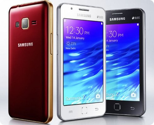 El Samsung Z1 con Tizen ya está disponible