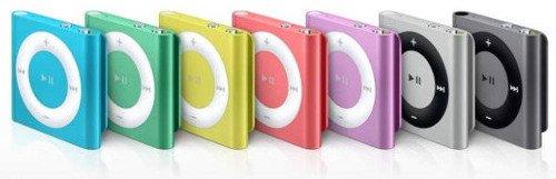 El iPod Shuffle tiene problemas de producción