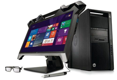HP introduce varios monitores nuevos durante el CES