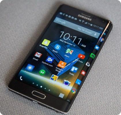 Habrá una versión Edge del Galaxy S6