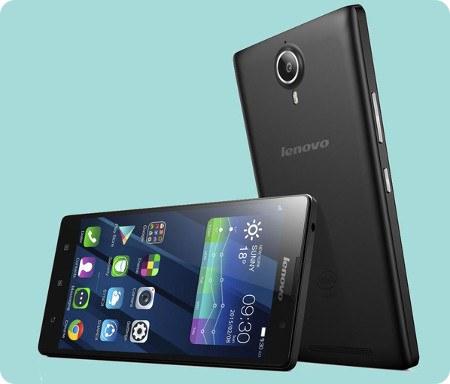 Lenovo presenta al P90, su nuevo smartphone de gama alta