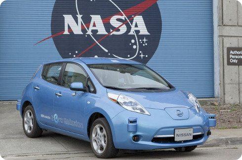 Nissan y la NASA crearán un auto en conjunto