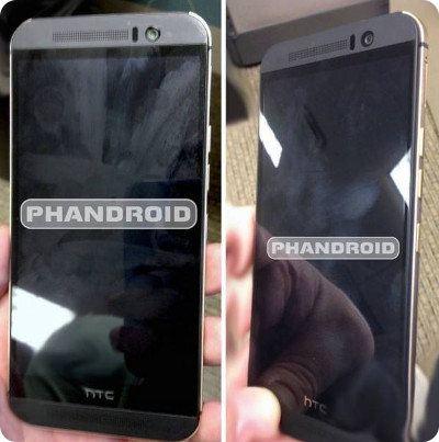 Nuevas imágenes del HTC One M9