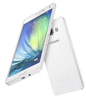 Samsung anuncia su smartphone más delgado: el Galaxy A7