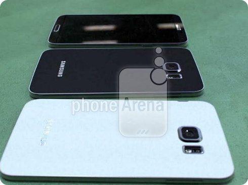 Se filtran prototipos del Samsung Galaxy S6