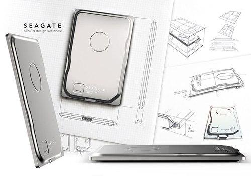 Seagate Seven: el disco duro externo más delgado