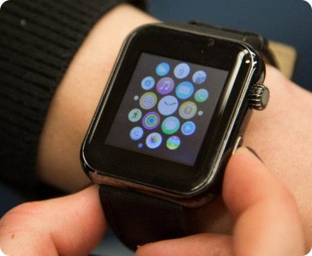 Ya hay un clon chino del Apple Watch