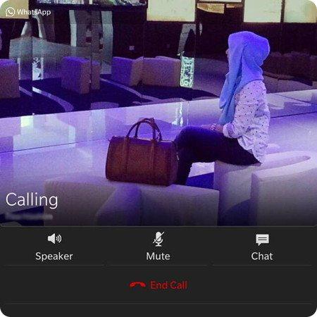 Algunos usuarios de BB10 ya están probando la función de llamadas de voz de WhatsApp