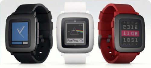 Anunciado Pebble Time con pantalla a color