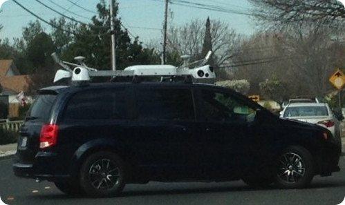 Apple podría estar preparando su propio Street View