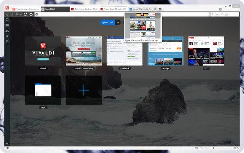 Conoce a Vivaldi, un nuevo navegador basado en Chromium