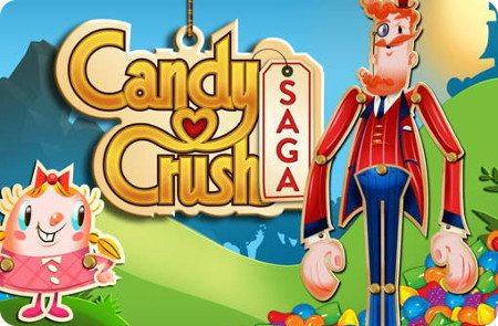 Jugadores de Crandy Crush gastaron 1300 millones de dólares en 2014