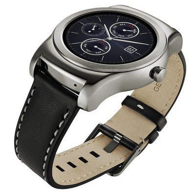 LG anuncia el nuevo Watch Urbane
