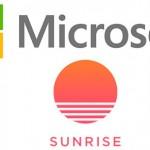 Microsoft confirma la compra de Sunrise