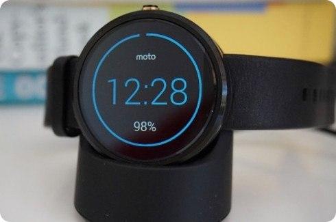 Motorola nos permitirá personalizar al Moto 360