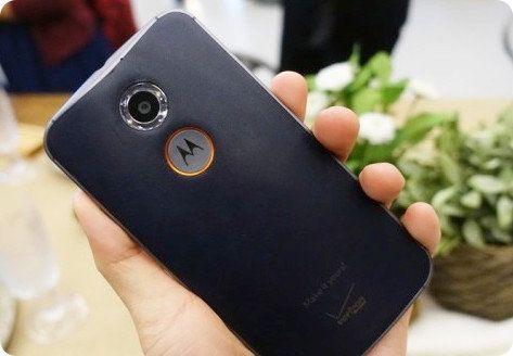 Motorola prepara un nuevo smartphone de gama alta