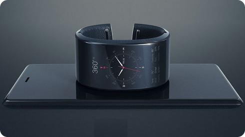 Neptune Duo: el smartwatch que incorpora una pantalla extra