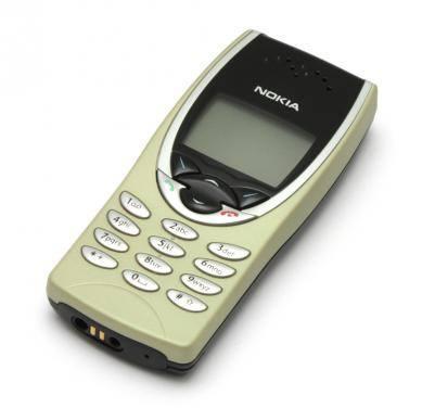 Nokia 8210: el favorito de los narcotraficantes