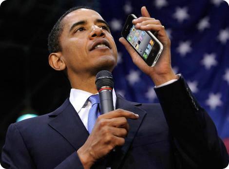 Obama fue el primero en echarle un vistazo al iPhone original