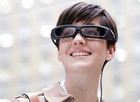 Sony SmartEyeglass ya está en preventa