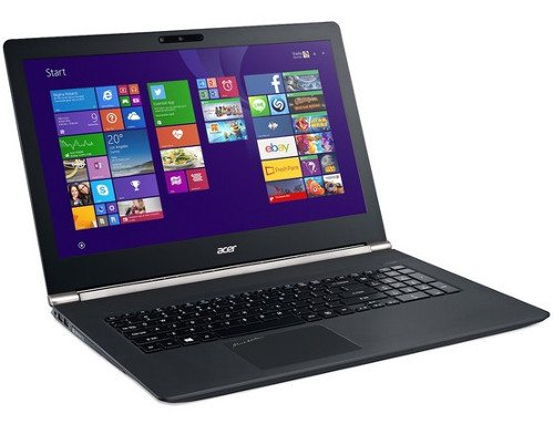 Acer actualiza la Aspire V Nitro Black Edition