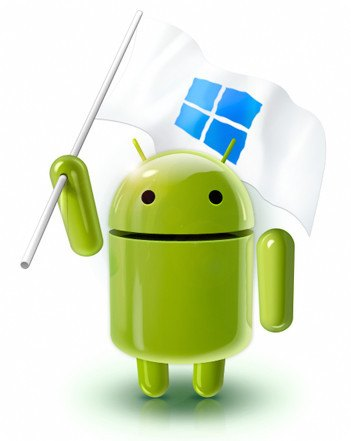 Al menos 11 fabricantes Android incluirán apps de Microsoft en sus dispositivos