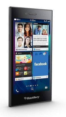 Anunciado el BlackBerry Leap