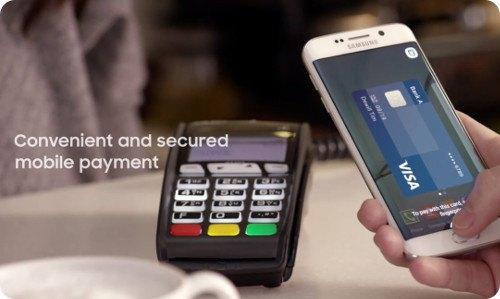 Anunciado el servicio de pagos Samsung Pay