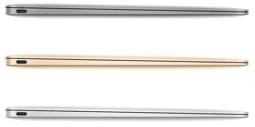 Apple presenta su nueva MacBook de 12 pulgadas
