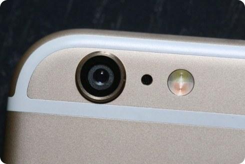 Apple registra nueva patente de una cámara de 3 sensores