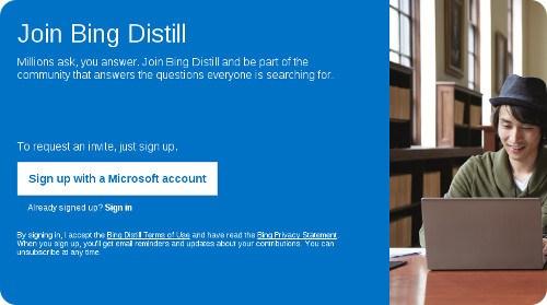 Bing Distill: el nuevo rival de Yahoo Respuestas