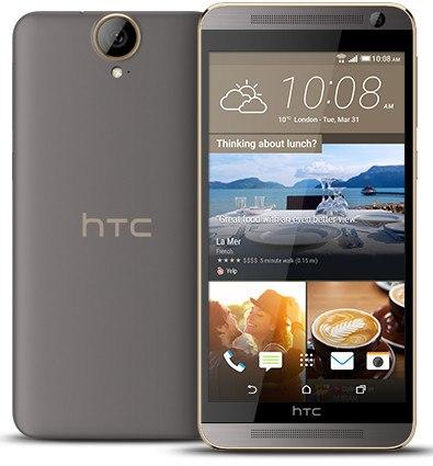 El HTC One E9+ aparece en el sitio de HTC
