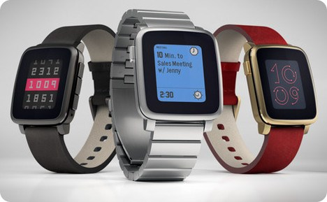 El Pebble Time recauda más de $20 millones de dólares a través de Kickstarter