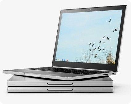Google anuncia la segunda Chromebook Pixel