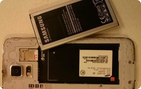 Otro Galaxy S5 arde en llamas