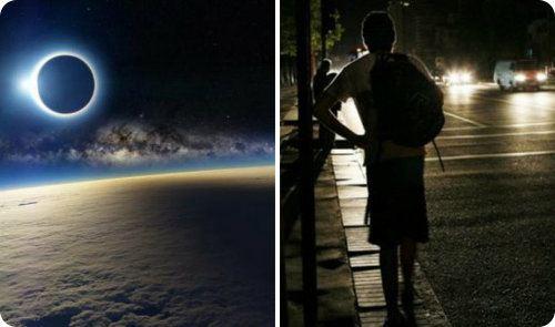 Según la NASA en agosto tendremos cuatro días de oscuridad