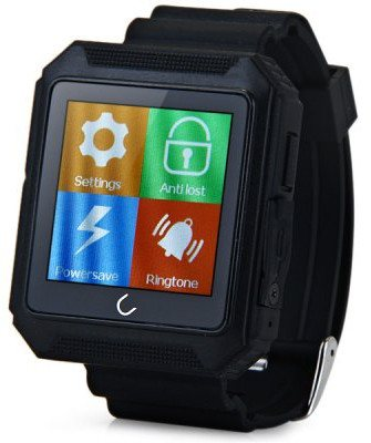 U Watch U TERRA: un smartwatch barato, poderoso y resistente