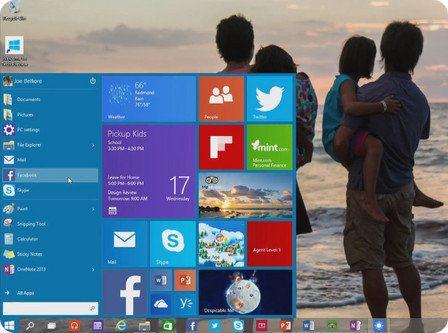 Windows 10 adelanta su llegada para mediados de año