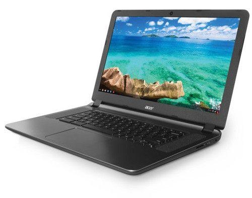 Acer anuncia nueva Chromebook de 15 pulgadas que costará solo $200 dólares