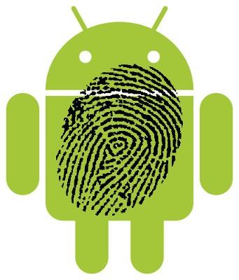 Android descubierta nueva falla de seguridad en los sensores de huellas dactilares