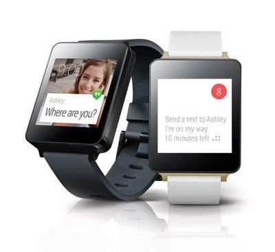 El LG G Watch no es totalmente compatible con Android Wear 5.1