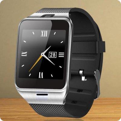 GV18 Aplus: un smartwatch de bajo costo con cámara y NFC