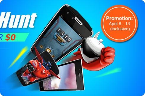 GearBest anuncia estupenda promoción en móviles