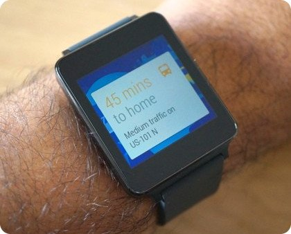 Google trabaja en la compatibilidad entre iOS y Android Wear